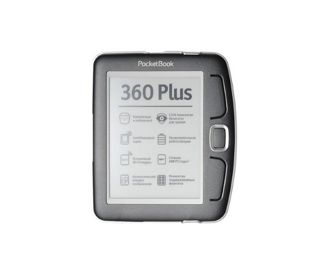 Инструкция pocketbook 360