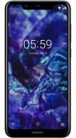 Смартфон Nokia 5.1 Plus 3/32GB Black