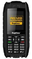 Смартфон RugGear 128 Mariner (Black)