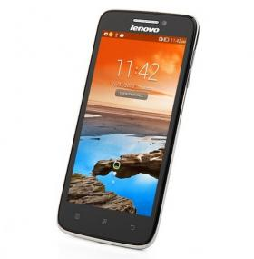 "Смартфон Lenovo IdeaPhone S658T (S650 TD-SCDMA version) MTK6582 4.7"" Silver"