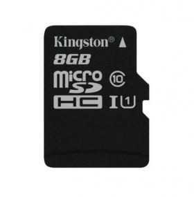Карта памяти Kingston 8 GB microSDHC Class 10