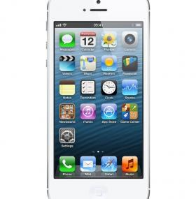 Смартфон Apple iPhone 5 32GB (White)