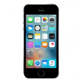 Смартфон Apple iPhone SE 16GB (Space Gray)