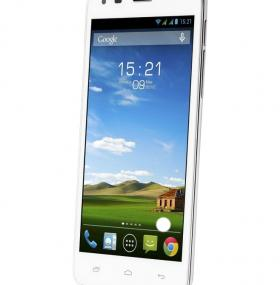 Смартфон Fly IQ456 ERA Life 2 (White)