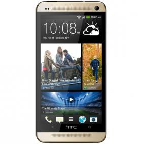 Смартфон HTC One 801e 16GB (Silver)