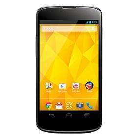 Смартфон LG E960 Nexus 4 8GB (Black)