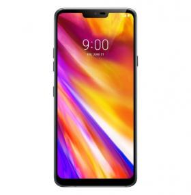 Смартфон LG G7 ThinQ G710ULM (G710N) 4/64GB Aurora Black 1SIM