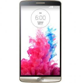 Смартфон LG LS990 G3 32GB (Shine Gold) NEW