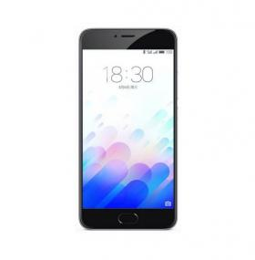 Смартфон Meizu M3 Note 32GB (Gray)
