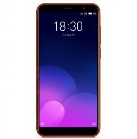 Смартфон Meizu M6T 2/16GB Red