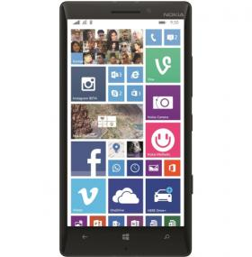 Смартфон Nokia Lumia 930 (Black)