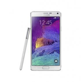 Смартфон Samsung N910p Galaxy Note 4 (White)